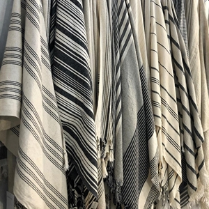 Monochrome Turkish Towels