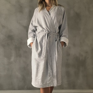 Fresh Terry Bathrobe M12