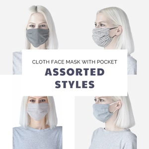 Assorted Masks M02